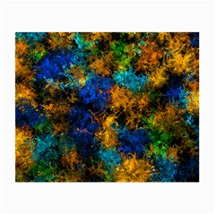 Squiggly Abstract C Small Glasses Cloth