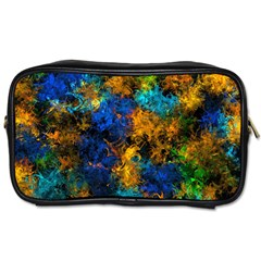 Squiggly Abstract C Toiletries Bags