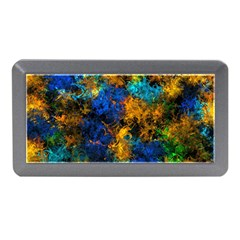Squiggly Abstract C Memory Card Reader (mini)