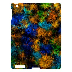 Squiggly Abstract C Apple Ipad 3/4 Hardshell Case