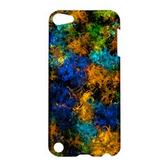 Squiggly Abstract C Apple Ipod Touch 5 Hardshell Case