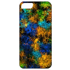Squiggly Abstract C Apple Iphone 5 Classic Hardshell Case