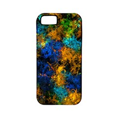 Squiggly Abstract C Apple Iphone 5 Classic Hardshell Case (pc+silicone)