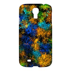 Squiggly Abstract C Samsung Galaxy S4 I9500/i9505 Hardshell Case