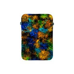 Squiggly Abstract C Apple Ipad Mini Protective Soft Cases