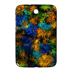 Squiggly Abstract C Samsung Galaxy Note 8 0 N5100 Hardshell Case