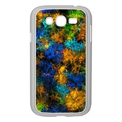 Squiggly Abstract C Samsung Galaxy Grand Duos I9082 Case (white)
