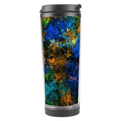 Squiggly Abstract C Travel Tumbler