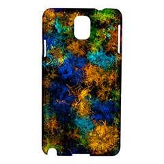 Squiggly Abstract C Samsung Galaxy Note 3 N9005 Hardshell Case