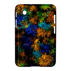 Squiggly Abstract C Samsung Galaxy Tab 2 (7 ) P3100 Hardshell Case
