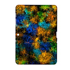 Squiggly Abstract C Samsung Galaxy Tab 2 (10 1 ) P5100 Hardshell Case