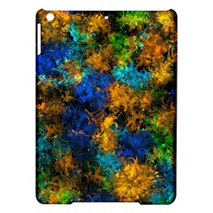 Squiggly Abstract C Ipad Air Hardshell Cases