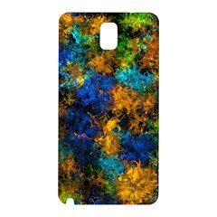 Squiggly Abstract C Samsung Galaxy Note 3 N9005 Hardshell Back Case