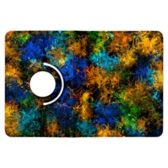 Squiggly Abstract C Kindle Fire Hdx Flip 360 Case