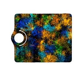 Squiggly Abstract C Kindle Fire Hdx 8 9  Flip 360 Case