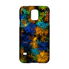 Squiggly Abstract C Samsung Galaxy S5 Hardshell Case