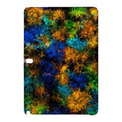 Squiggly Abstract C Samsung Galaxy Tab Pro 10 1 Hardshell Case