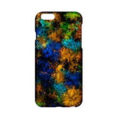 Squiggly Abstract C Apple Iphone 6/6s Hardshell Case