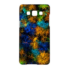 Squiggly Abstract C Samsung Galaxy A5 Hardshell Case