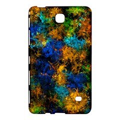 Squiggly Abstract C Samsung Galaxy Tab 4 (7 ) Hardshell Case