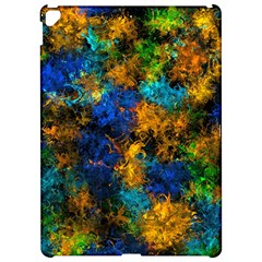Squiggly Abstract C Apple Ipad Pro 12 9   Hardshell Case