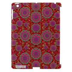 Hearts Can Also Be Flowers Such As Bleeding Hearts Pop Art Apple Ipad 3/4 Hardshell Case (compatible With Smart Cover)