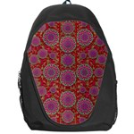 Hearts Can Also Be Flowers Such As Bleeding Hearts Pop Art Backpack Bag Front