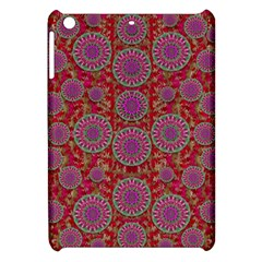 Hearts Can Also Be Flowers Such As Bleeding Hearts Pop Art Apple Ipad Mini Hardshell Case