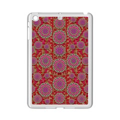 Hearts Can Also Be Flowers Such As Bleeding Hearts Pop Art Ipad Mini 2 Enamel Coated Cases