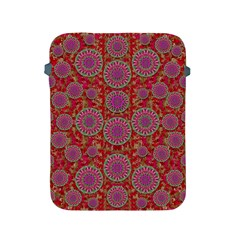 Hearts Can Also Be Flowers Such As Bleeding Hearts Pop Art Apple Ipad 2/3/4 Protective Soft Cases