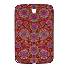 Hearts Can Also Be Flowers Such As Bleeding Hearts Pop Art Samsung Galaxy Note 8 0 N5100 Hardshell Case