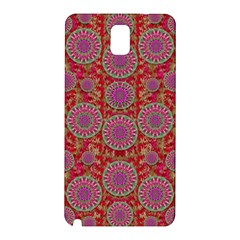 Hearts Can Also Be Flowers Such As Bleeding Hearts Pop Art Samsung Galaxy Note 3 N9005 Hardshell Back Case