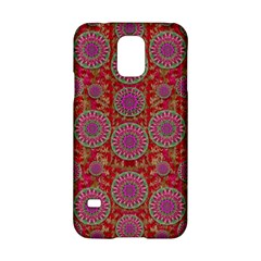 Hearts Can Also Be Flowers Such As Bleeding Hearts Pop Art Samsung Galaxy S5 Hardshell Case