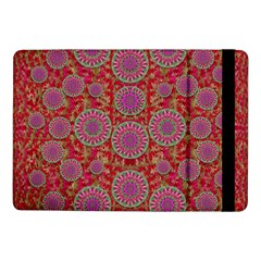 Hearts Can Also Be Flowers Such As Bleeding Hearts Pop Art Samsung Galaxy Tab Pro 10 1  Flip Case