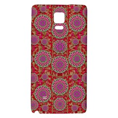Hearts Can Also Be Flowers Such As Bleeding Hearts Pop Art Galaxy Note 4 Back Case