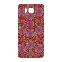 Hearts Can Also Be Flowers Such As Bleeding Hearts Pop Art Samsung Galaxy Alpha Hardshell Back Case