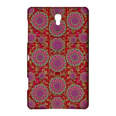 Hearts Can Also Be Flowers Such As Bleeding Hearts Pop Art Samsung Galaxy Tab S (8 4 ) Hardshell Case