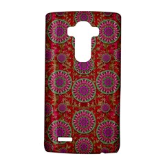 Hearts Can Also Be Flowers Such As Bleeding Hearts Pop Art Lg G4 Hardshell Case
