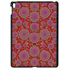 Hearts Can Also Be Flowers Such As Bleeding Hearts Pop Art Apple Ipad Pro 9 7   Black Seamless Case