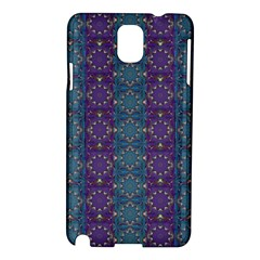 Retro Vintage Bleeding Hearts Pattern Samsung Galaxy Note 3 N9005 Hardshell Case