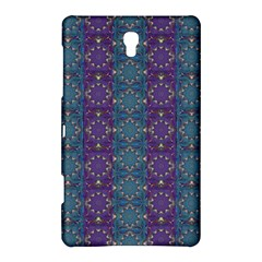 Retro Vintage Bleeding Hearts Pattern Samsung Galaxy Tab S (8 4 ) Hardshell Case