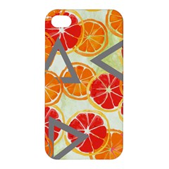 Citrus Play Apple Iphone 4/4s Premium Hardshell Case