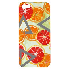 Citrus Play Apple Iphone 5 Hardshell Case