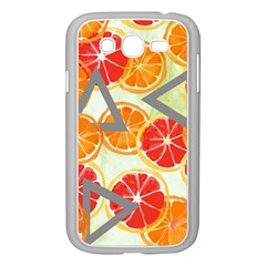 Citrus Play Samsung Galaxy Grand Duos I9082 Case (white)