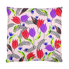 Floral Paradise Standard Cushion Case (one Side)