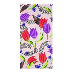 Floral Paradise Shower Curtain 36  X 72  (stall)