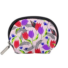Floral Paradise Accessory Pouches (small)