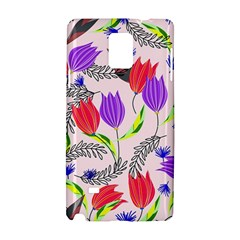Floral Paradise Samsung Galaxy Note 4 Hardshell Case