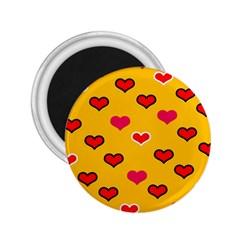 Lemony Love 2 25  Magnet