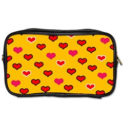 Lemony Love Toiletries Bag (two Sides)